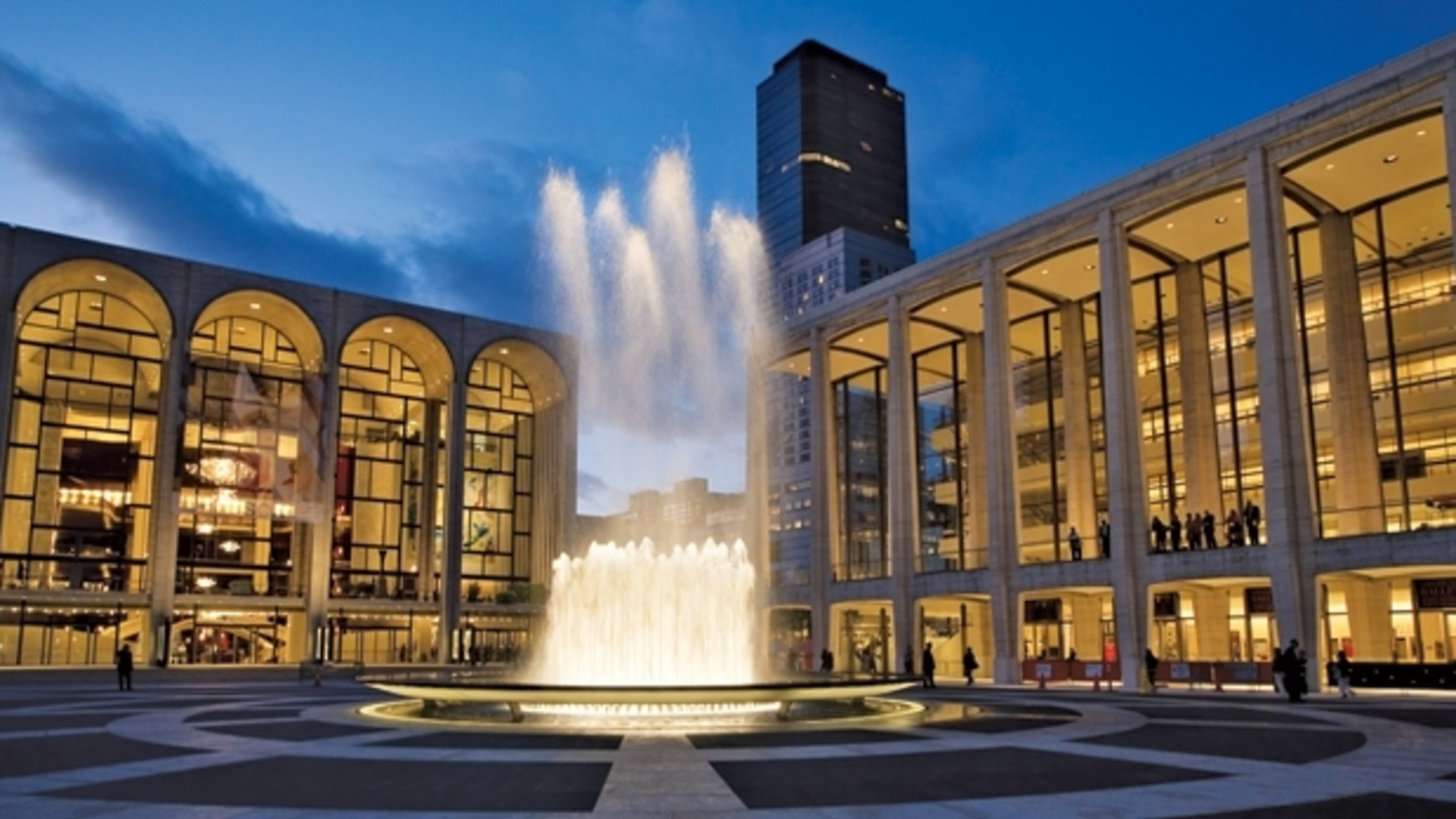Lincoln Center Tour Tickets