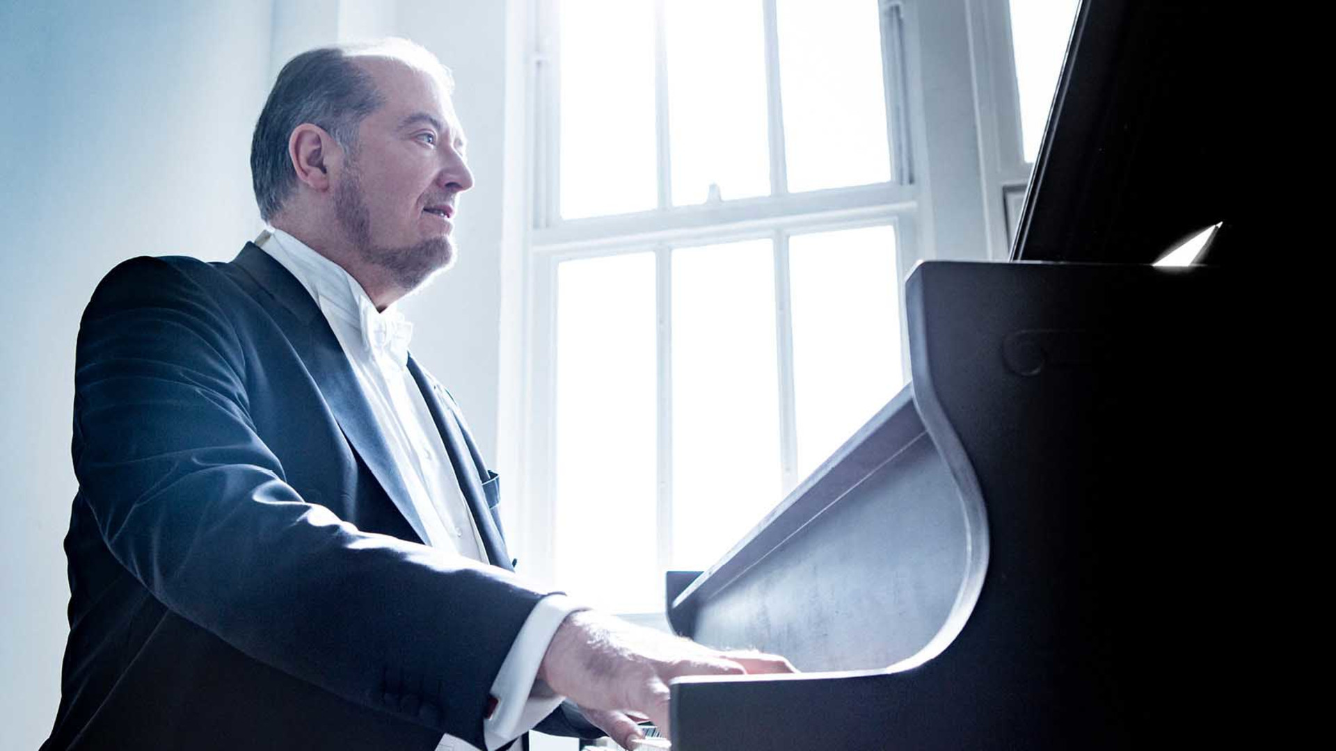 Rachmaninoff's Rhapsody on a Theme of Paganini, at Lincoln Center; Garrick Ohlsson, Piano