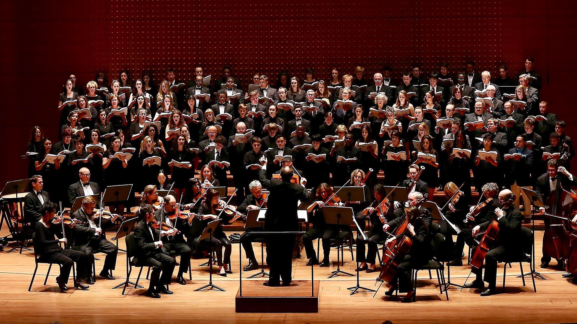 About the Manhattan Choral Ensemble