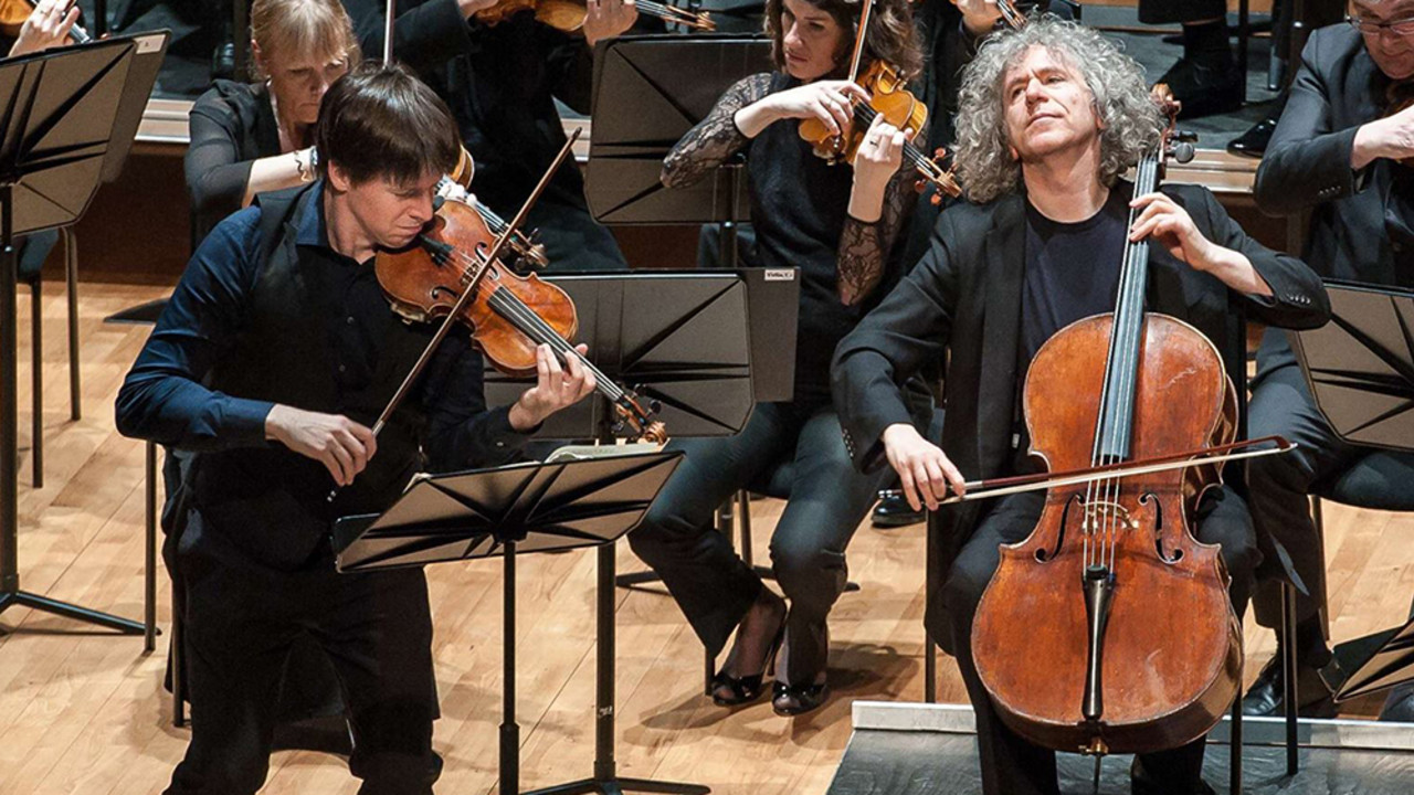 Mostly Mozart Festival Orchestra: Bell and Isserlis Play Brahms