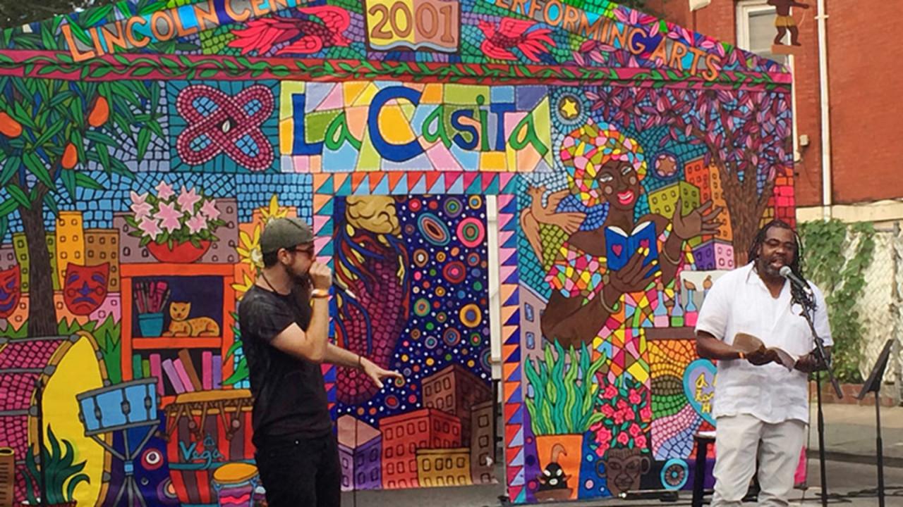 La Casita at Teatro Pregones