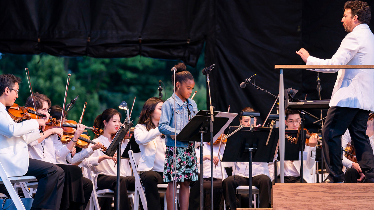 The Very Young Composers of New York
