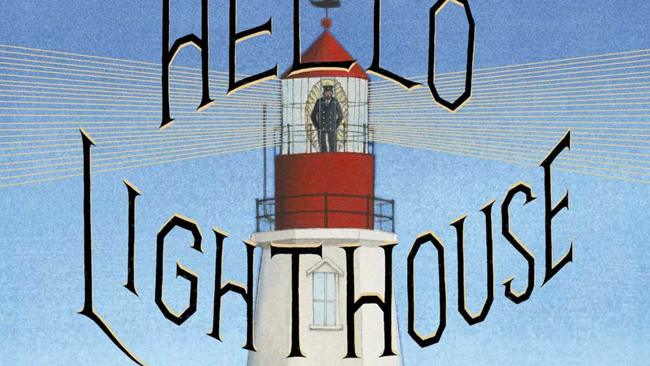 LC Kids Storytime at the Atrium: Hello, Lighthouse! by Sophie Blackall