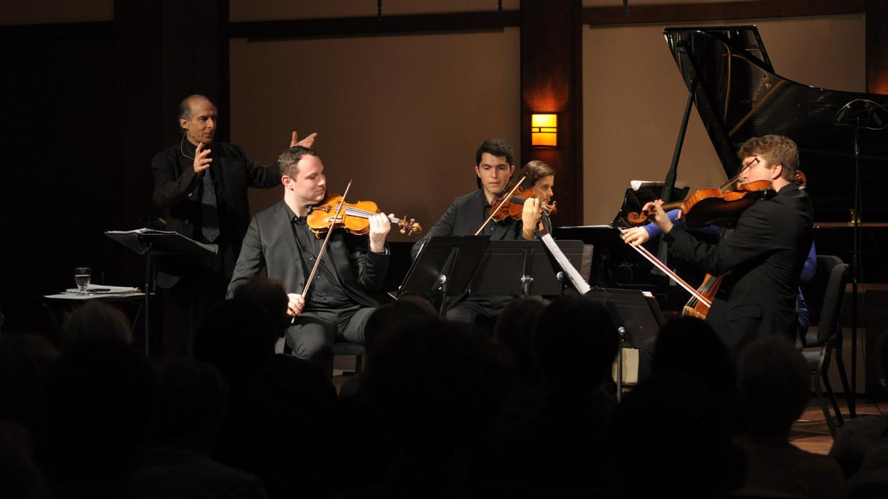 Inside Chamber Music: Ravel Quartet in F major for Strings