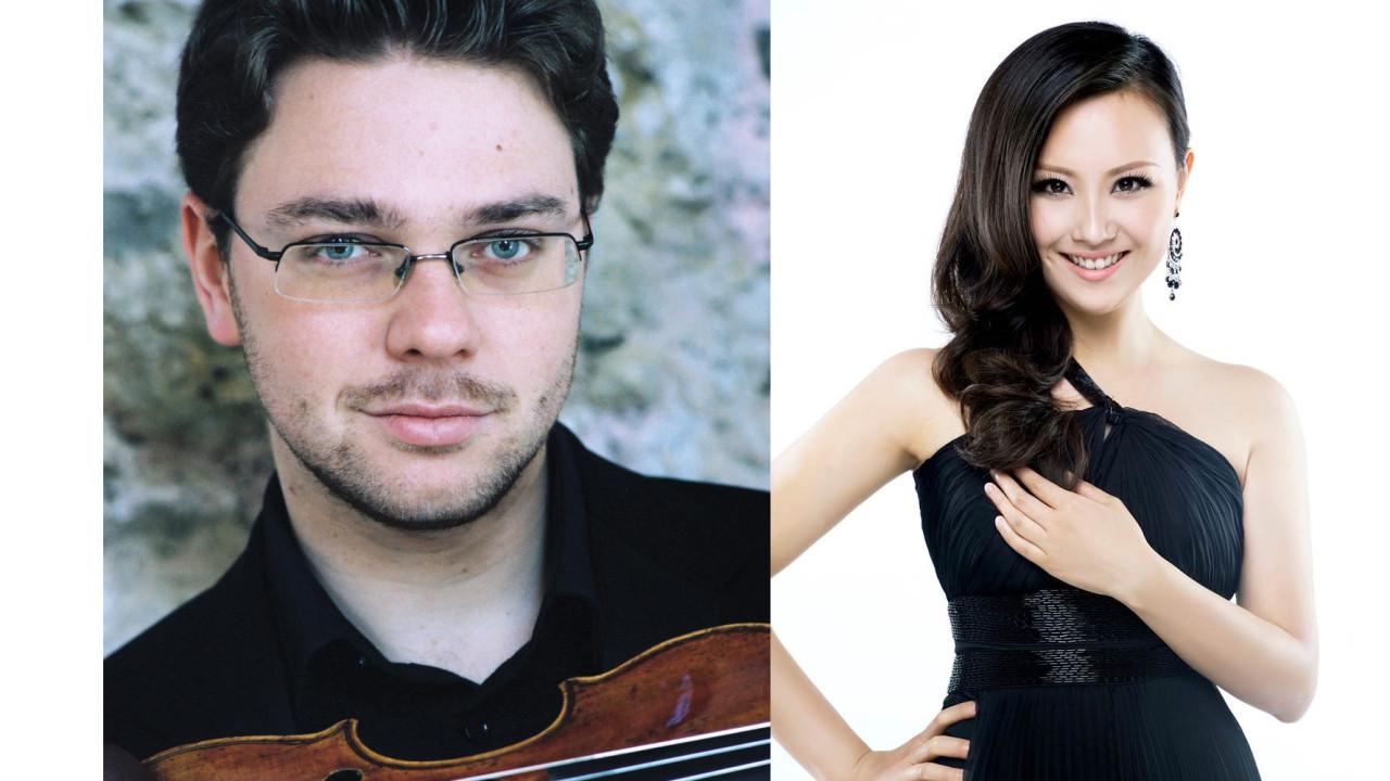 Alexander Sitkovetsky & Wu Qian