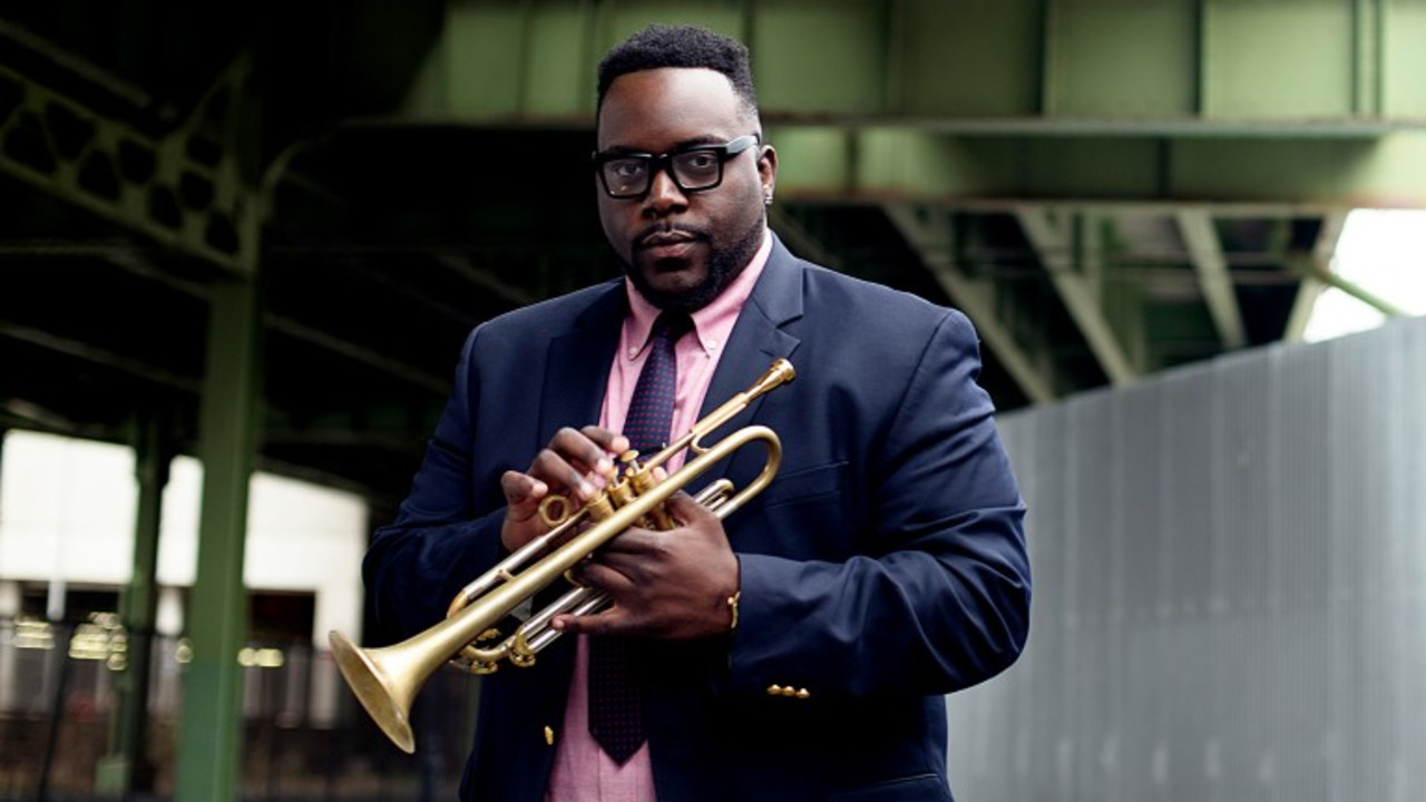 Marquis Hill and Signatures in Brass