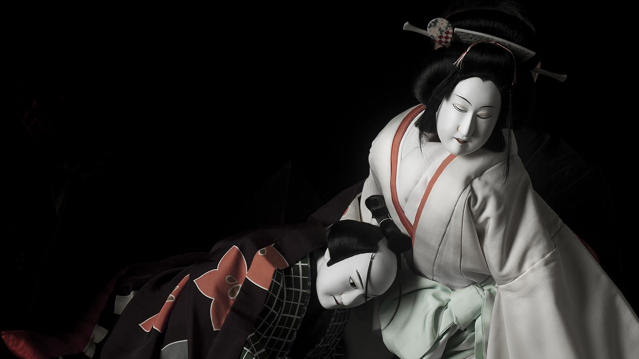 Sugimoto Bunraku Sonezaki Shinju