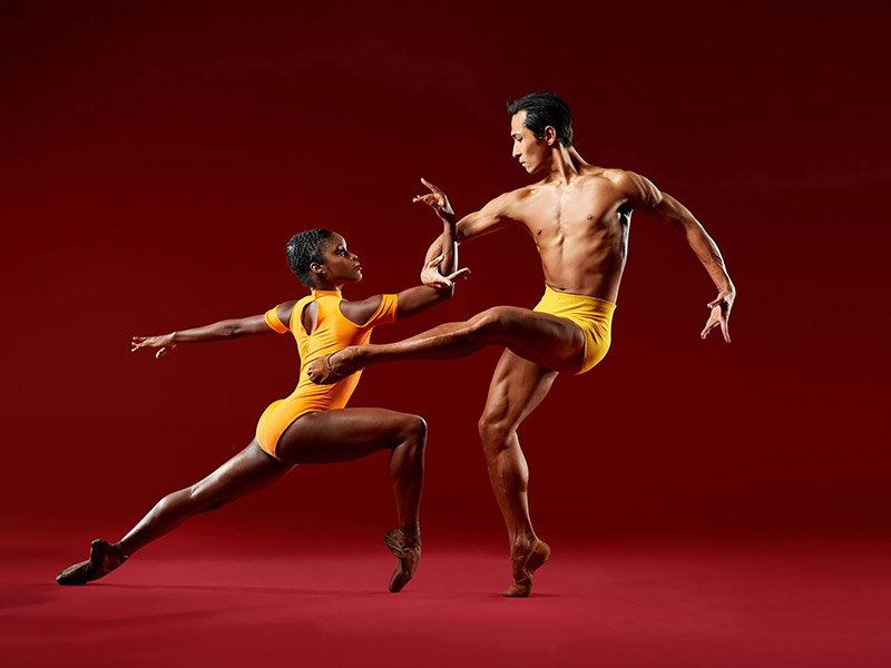 Ingrid Silva & Choong Hoon Lee, Dance Theatre of Harlem