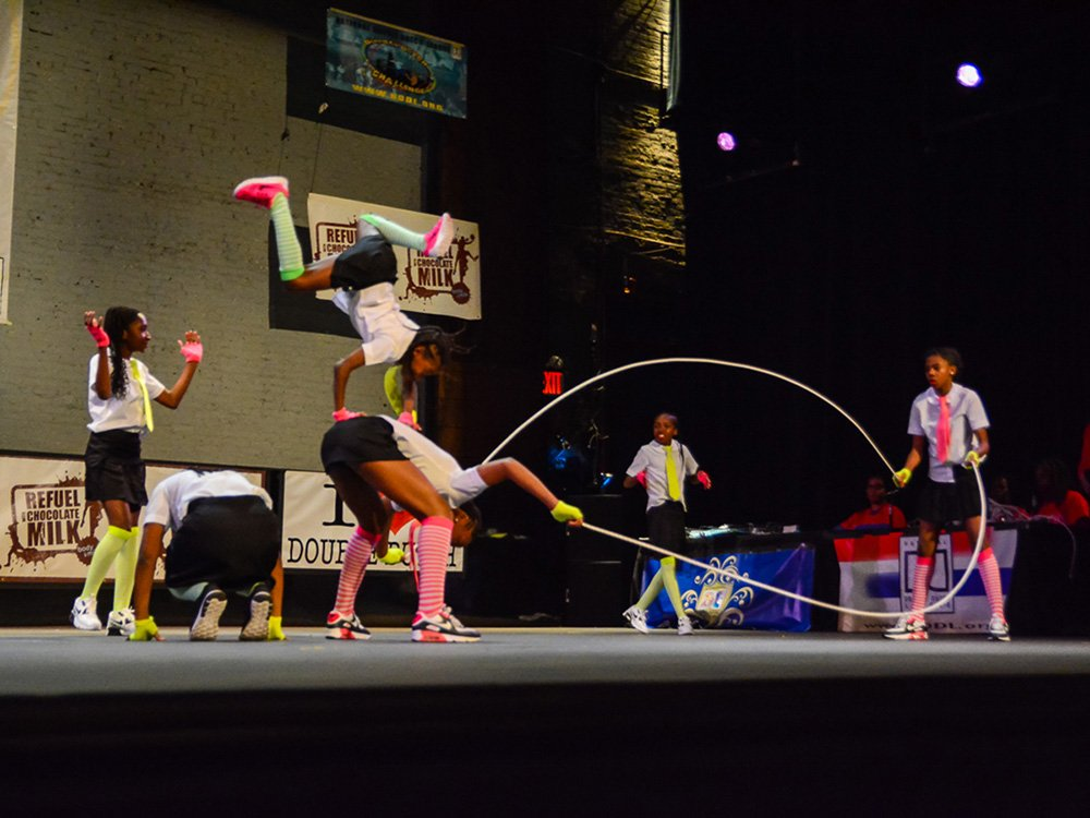 National Double Dutch League