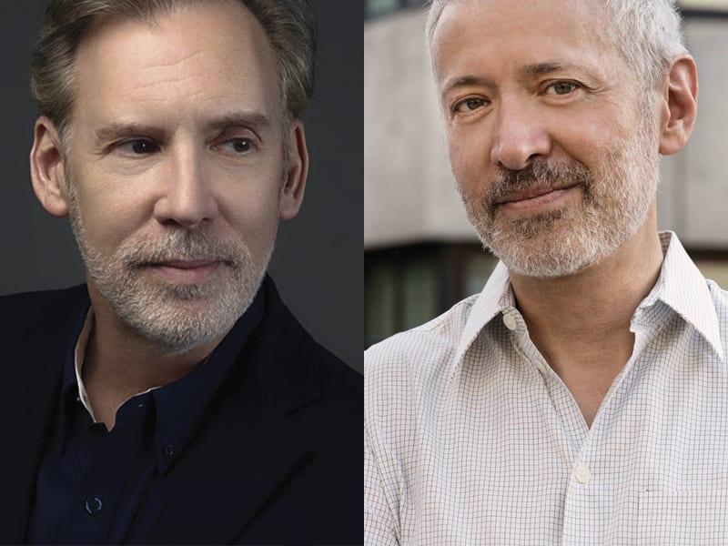 Michael Korie (l) & Scott Frankel (r)