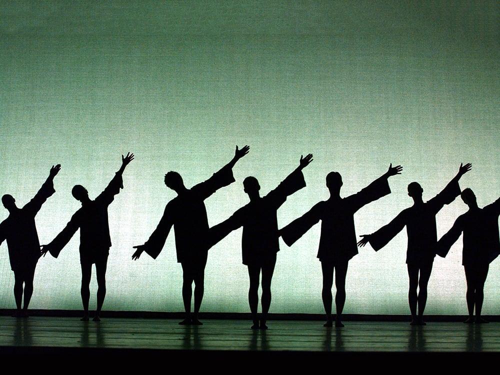 Mark Morris Dance Group performs V