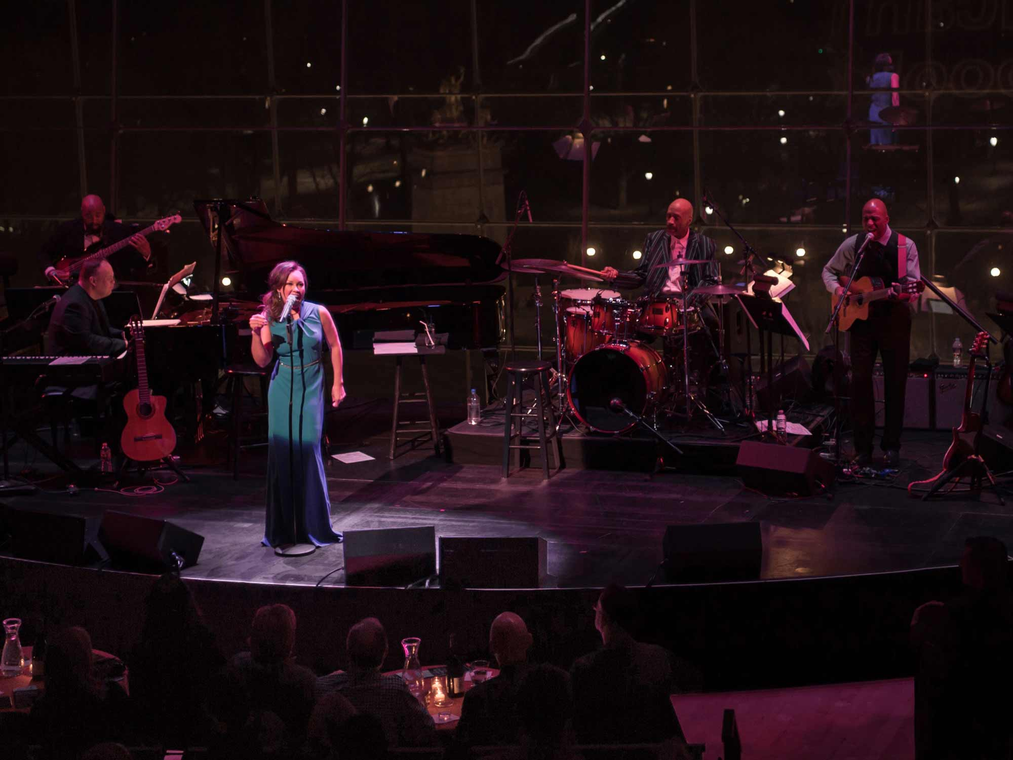 Vanessa Williams performs in The Appel Room as part of American Songbook 2016