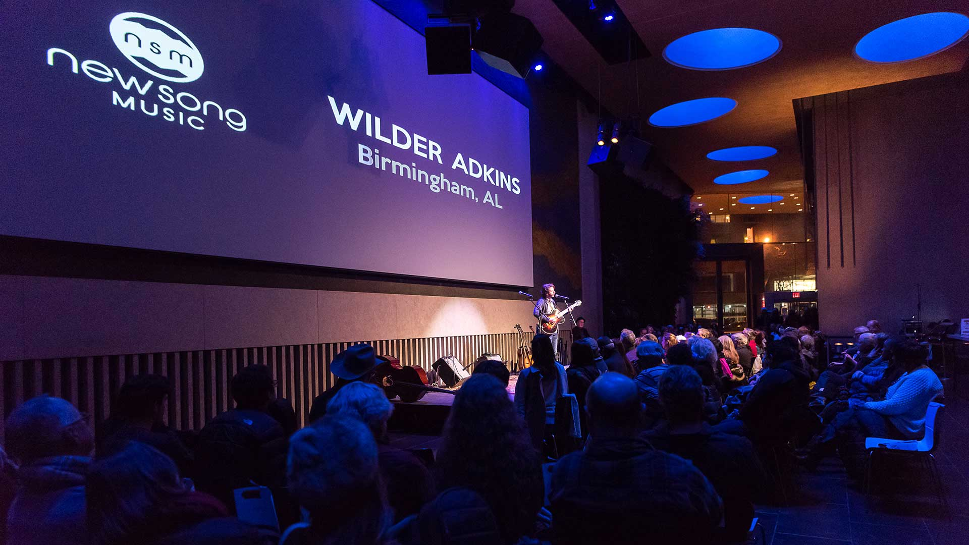 Wilder Adkins NEWSONG
