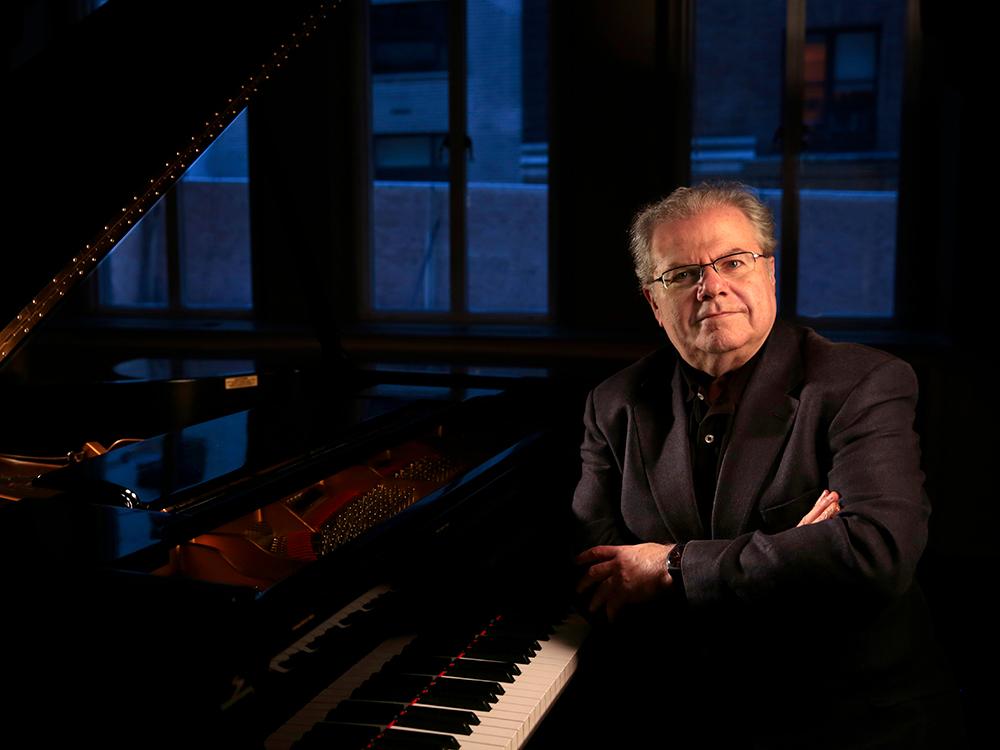Emanuel Ax, piano
