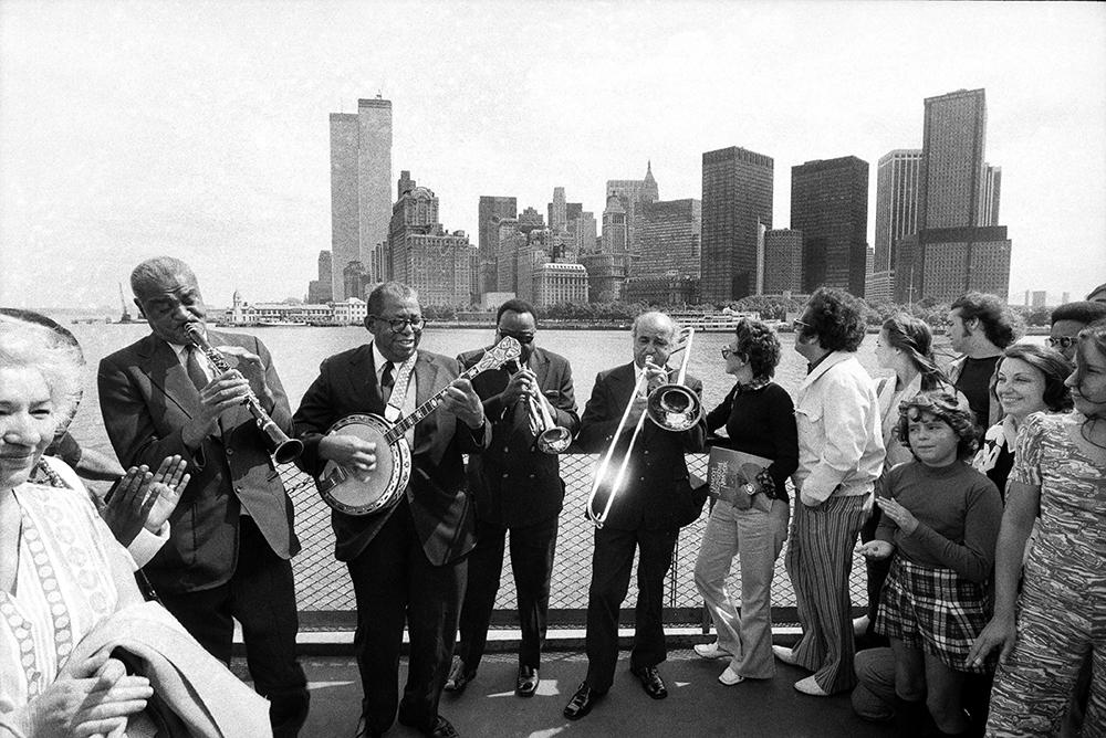 Staten Island Ferry, 1972.