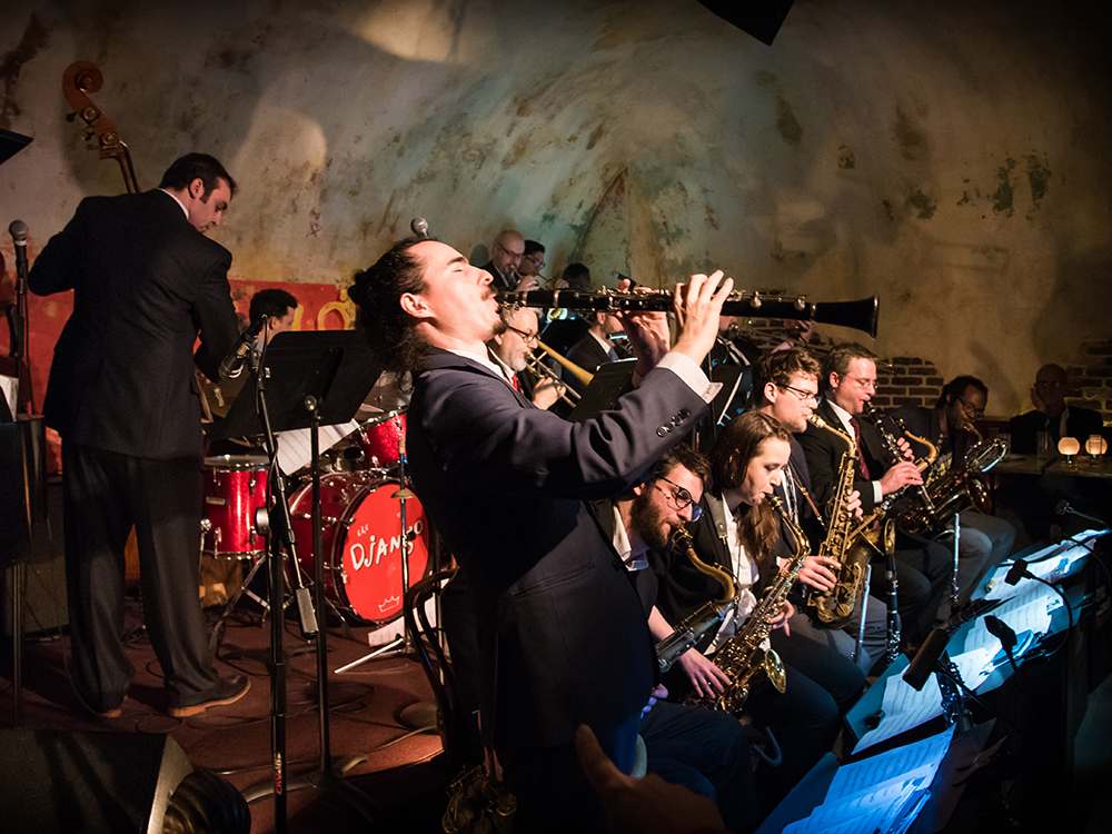 Eyal Vilner Big Band
