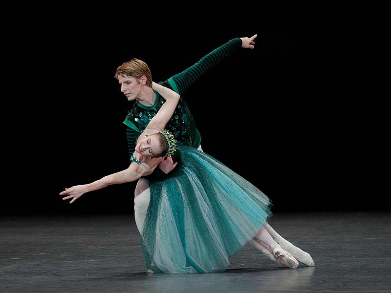 Paris Opera Ballet Emeralds
